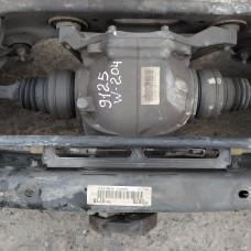 Редуктор заднего моста Mercedes W204 2007-2011 2.47 передаточное число 20435057101 редуктор задний Мерседес