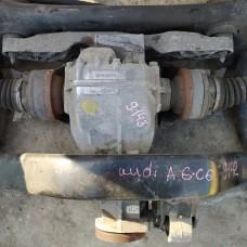 Редуктор заднего моста Audi A6 C6 0AR525053A редуктор задний Ауди