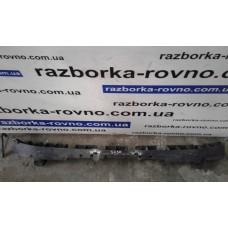 Усилитель бампера задний Dacia Duster 2010-2017 Дача Дастер