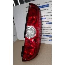 Фонарь правый Fiat Фиат Doblo New 2010-2014