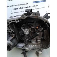 КПП  коробка передач Renault Рено Kangoo 1.5DCI  JB3974 c датчиком