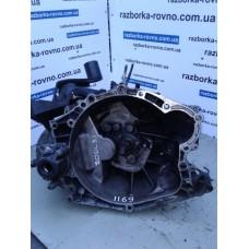 КПП коробка передач Fiat Фиат Scudo / Peugeot Пежо Expert / Citroen Ситроен Jumpy 1.9D 20DL33 (остался первичный вал)