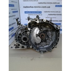 КПП  коробка передач Fiat Фиат Doblo 263 2009 1.6 Mjtd / Opel Опель Combo 2012 1.6 Cdti 6-ступка 55216183