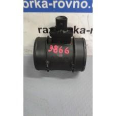 Расходомер воздуха воздухомер Opel Опель Zafira 1.6 0280218244
