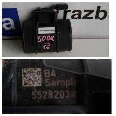 Расходомер воздуха воздухомер Fiat Tipo, 500X 2016-2020 55282034 A2C13487000 Фиат Типо