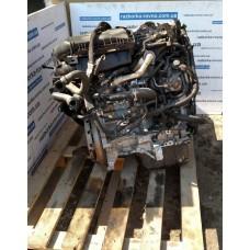 Двигатель Citroen Ситроен C4 Cactus 2014 1.6D 10JBHA