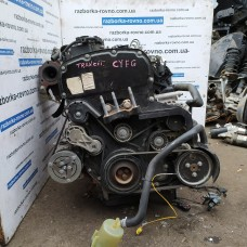 Двигатель Ford Transit 2014-2021 2.2 tdci CYFG