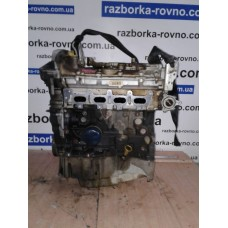 Двигатель Renault Рено Kangoo 4x4 2003-07 1.6i 16V K4MA750