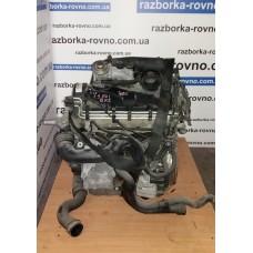 Двигатель Volkswagen Фольксваген Passat 1.9 TDI BXE