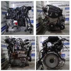 Двигатель Mercedes W176, W246 1.5DCI K9KF451 мотор Мерседес