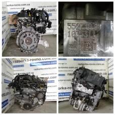 Двигатель Alfa Romeo Giulia, Stelvio 2016-2020 2.0tb 55273835 1035311 мотор двигун Альфа Ромео Джулия Стелвио