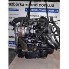 Двигатель Volkswagen Фольксваген T4 1.9D 1Х