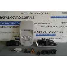 Зажигалка, дефлектор печки, резистор печки, USB-порт Citroen Ситроен C4 2011