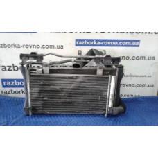 Кассета радиаторов Фиат Седичи Fiat Sedici 2010 2.0 4х4, Suzuki Sx4 (2006-2012)