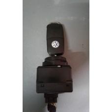 Замок зажигания автомат с ключом Фольксваген Туарег Volkswagen Touareg 5.0TDI 2003г 3D0905865C