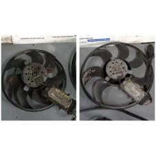 Вентилятор охлаждения радиатора Volvo V70 S80 2007 2.4D 1137328432, 1137328434